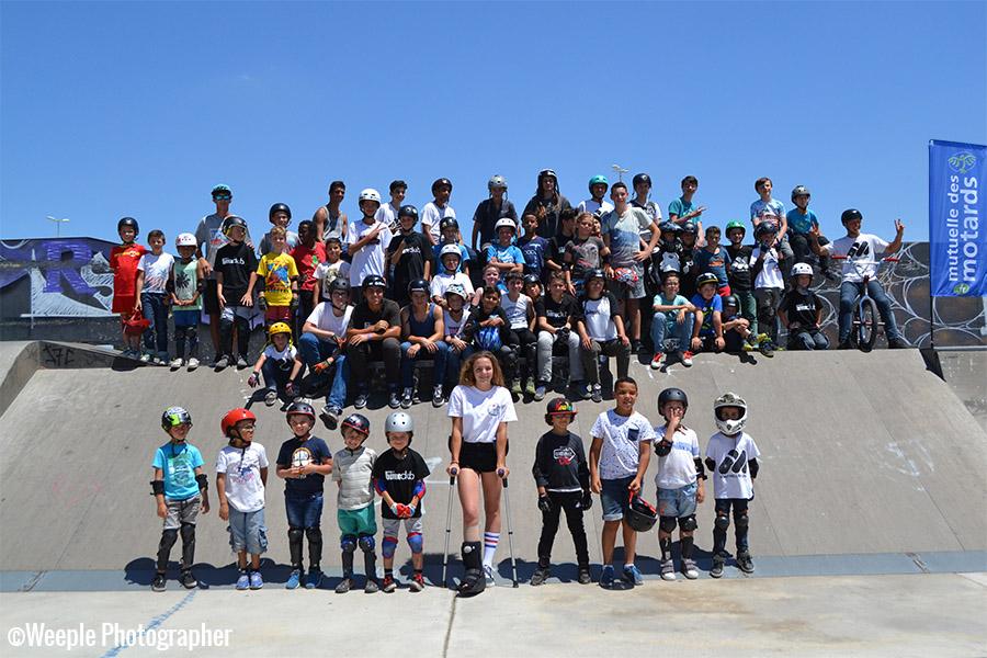 La Famille BMX