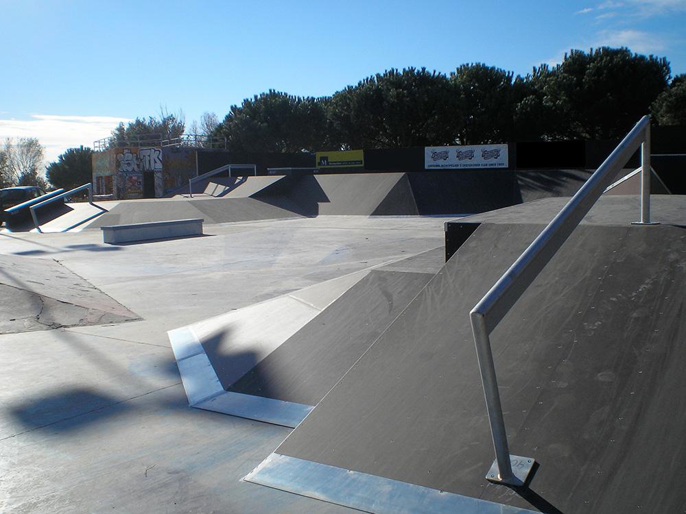 Skatepark Grammont