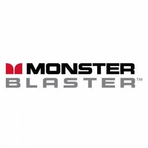 logo monster blaster