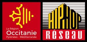 logo reseau hip hop occitanie