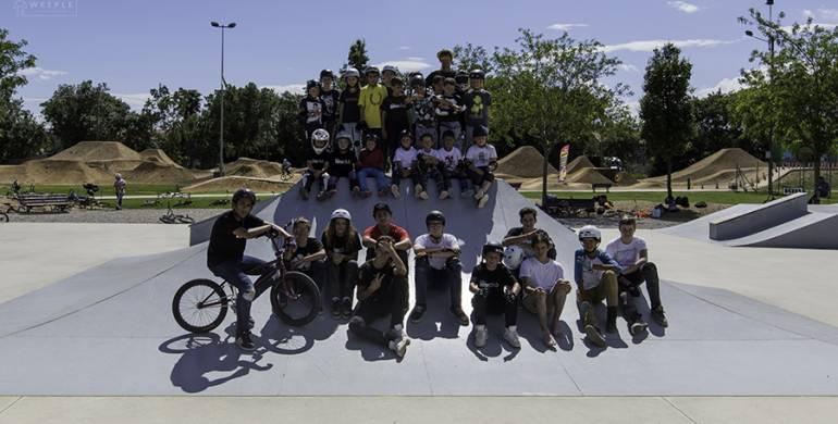 Sortie sur le skatepark de Sérignan – Dimanche 25 mars