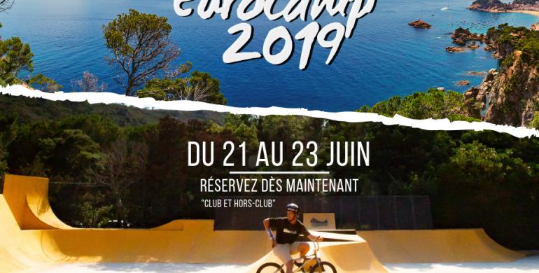 Sortie EUROCAMP 2019